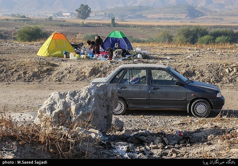 ۱۳ هزار و۲۰۰ خانوار زلزلهزده ثلاث باباجانی به چادر نیاز دارند