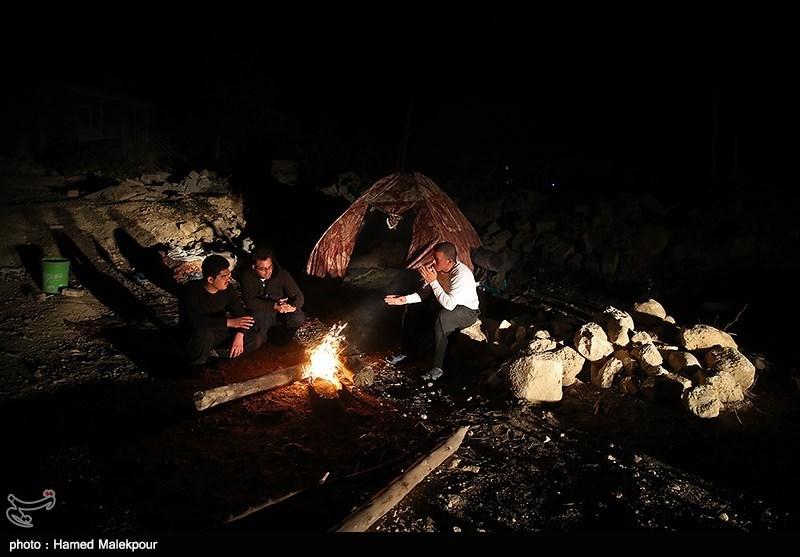 زلزلهزدگان مراقب خطرات گاز منواکسیدکربن در چادرها باشند