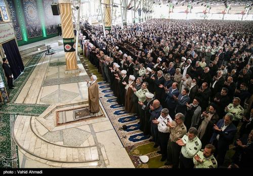 انتقال نماز جمعه تهران به مصلای امام خمینی(ره)
