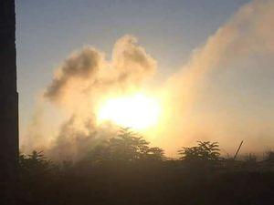 """حمله خمپاره ای به """"زینبیه"""" دمشق"""