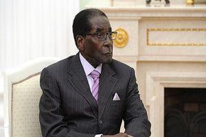 زمان برکناری موگابه از ریاستجمهوری زیمبابوه