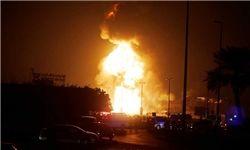 انفجار در بندر امام 6 مصدوم برجای گذاشت