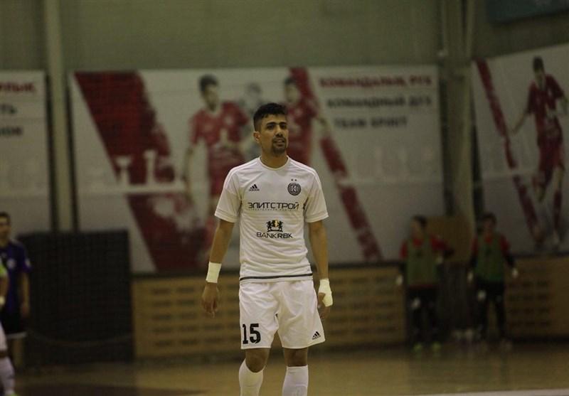 پیروزی غیرت در هفته ششم لیگ قزاقستان با گلزنی طیبی + عکس