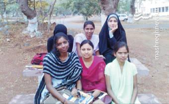 هندوها به حجاب من بسیار احترام میگذاشتند