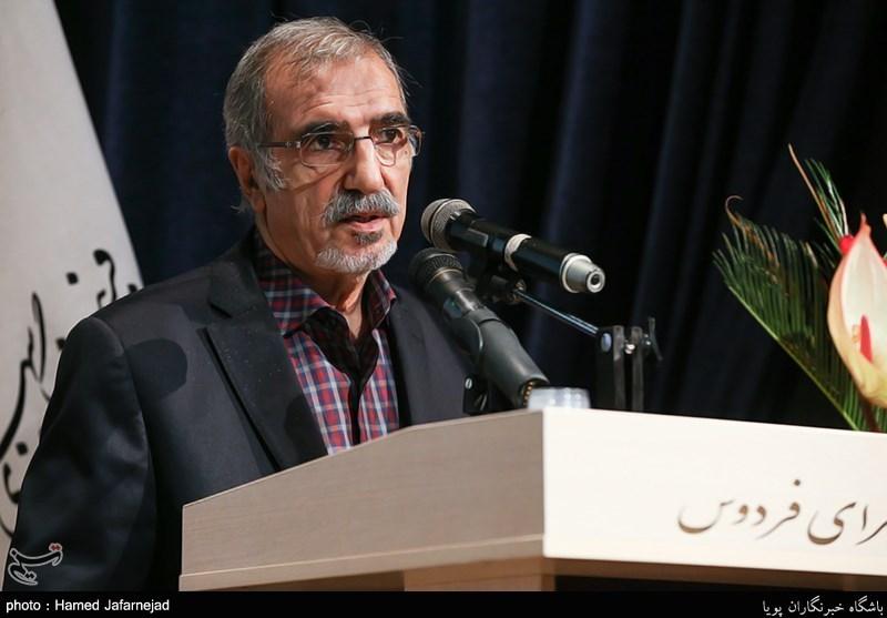 قصیده موسوی گرمارودی در آیین رونمایی دانشنامه معاصر قرآن