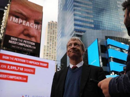 روی بزرگترین بیلبورد دیجیتال نیویورک چه تبلیغی قرار دارد؟ /عکس