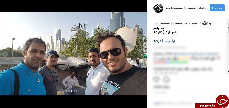 اولین تصاویر منتشر شده از پشت صحنه لاتاری در دوبی/عکس