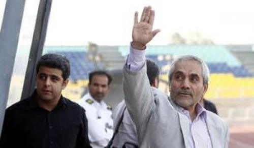 وزیر ورزش با استعفای طاهری موافقت کرد