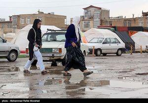 ممنوعیتهای تردد به مناطق زلزلهزده لغو شد