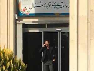 دلیل حضور فرهاد مجیدی در وزارت ورزش