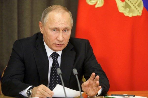 پوتین از ثبات تقاضا برای محصولات نظامی روسیه خبر داد