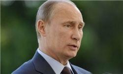 پوتین خواستار نابودی کامل تسلیحات شیمیایی در جهان شد