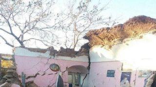 زلزله ۶.۱ ریشتری هجدک کرمان را لرزاند/تخریب تعدادی از خانههای روستایی/ هنوز تلفات جانی گزارش نشده است