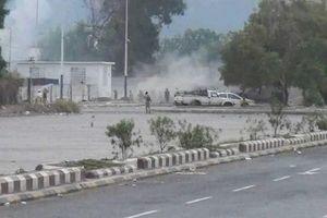شنیده شدن صدای انفجار مهیب در «عدن» یمن