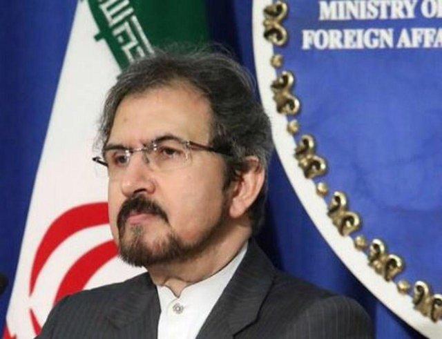 پاسخ سخنگوی وزارت امور خارجه ایران به اظهارات تیلرسون