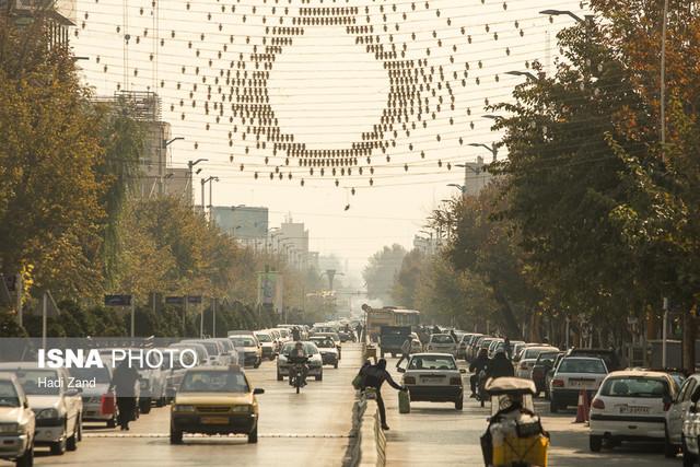 تداوم آلودگی هوا در تهران/ کاهش نسبی دما طی روزهای آتی