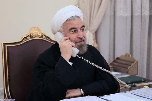 روحانی در تماس تلفنی اردوغان: قدس، بخش لاینفک فلسطین است