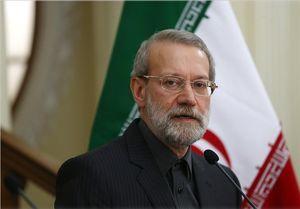 توضیحات لاریجانی درباره کمک ایران به عراق و سوریه