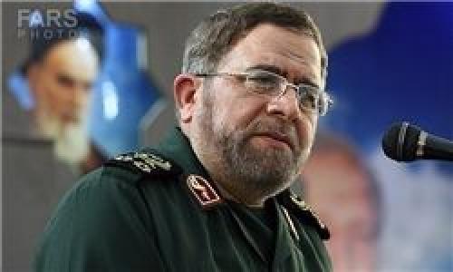 سرلشکر ایزدی: ایران قدرت منطقهای و جهانی شده است