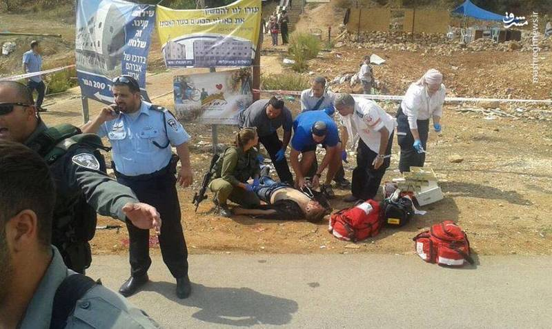 شهادت ۲فلسطینی در حمله رژیم صهیونیستی+عکس