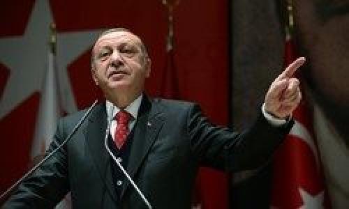 اردوغان: اسرائیل تروریست است
