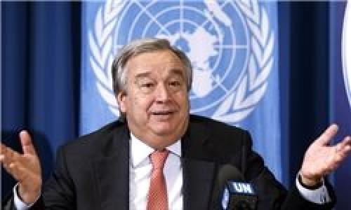 نگرانی دبیر کل سازمان ملل از وقوع درگیری در شبه جزیره کره