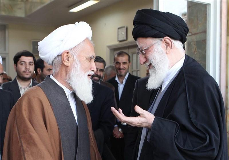 امام خامنهای درگذشت حجتالاسلام والمسلمین حائری شیرازی را تسلیت گفتند