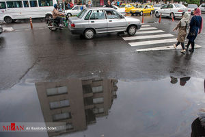 تهران امروز و فردا بارانی است