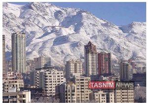 چند درصد از ساختمانهای تهران در برابر زلزله مقاوم هستند؟