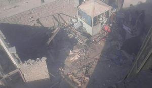 حمله انتحاری به دفتر یک خبرگزاری در کابل