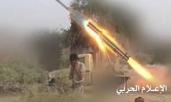 شلیک ۲ موشک به سمت مواضع شبهنظامیان ائتلاف سعودی