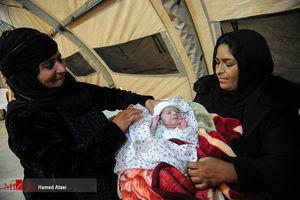 کمبود کانکس در مناطق زلزله زده کرمانشاه