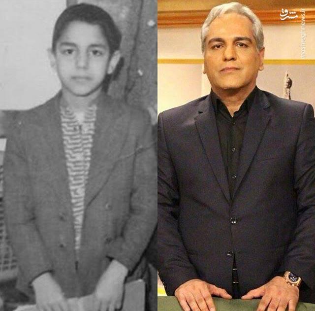 عکس زیرخاکی از مهران مدیری