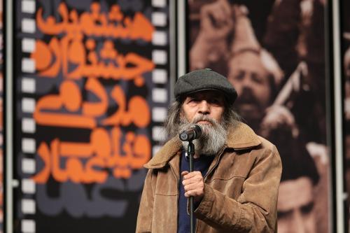 چرا امرالله احمدجو مورد تقدیر ویژه جشنواره عمار قرار گرفت؟/5 عنصر مهمی که احمدجو را متمایز میکند