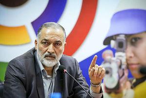 هاشمی: کمیته المپیک با فشار وزارت گزارش دروغ داد