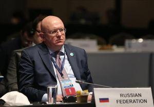 گزارش روسیه از وضعیت وخیمِ انسانی در رقه