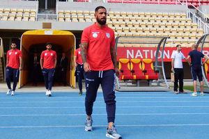 بازگشت کاپیتان تیم ملی به قطر