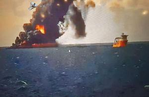 شعلهور شدن مجدد آتش در نفتکش سانچی