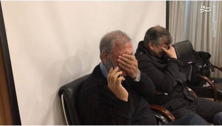 تسلیت ربیعی به خانواده خدمه نفتکش ایرانی+عکس