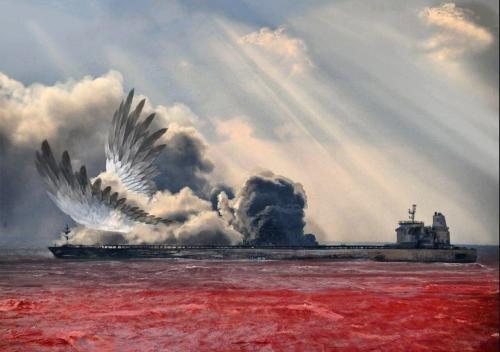 تلفات طوفان «ایرما» آمریکا چند برابر پلاسکو و سانچی بود؟/ تصویر کدام حادثه نکبتبارتر و غمانگیزتر است؟/مسئله رسانه بی«امید» ایرانی
