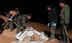 ۱۰هزار نفر در گور دستهجمعی پایتخت داعش