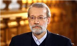لاریجانی: آمریکا دنبال بر هم زدن آرامش منطقه است