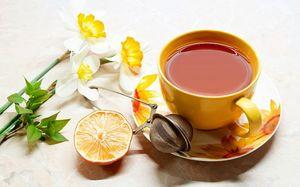 فواید چای برای سلامت چشم