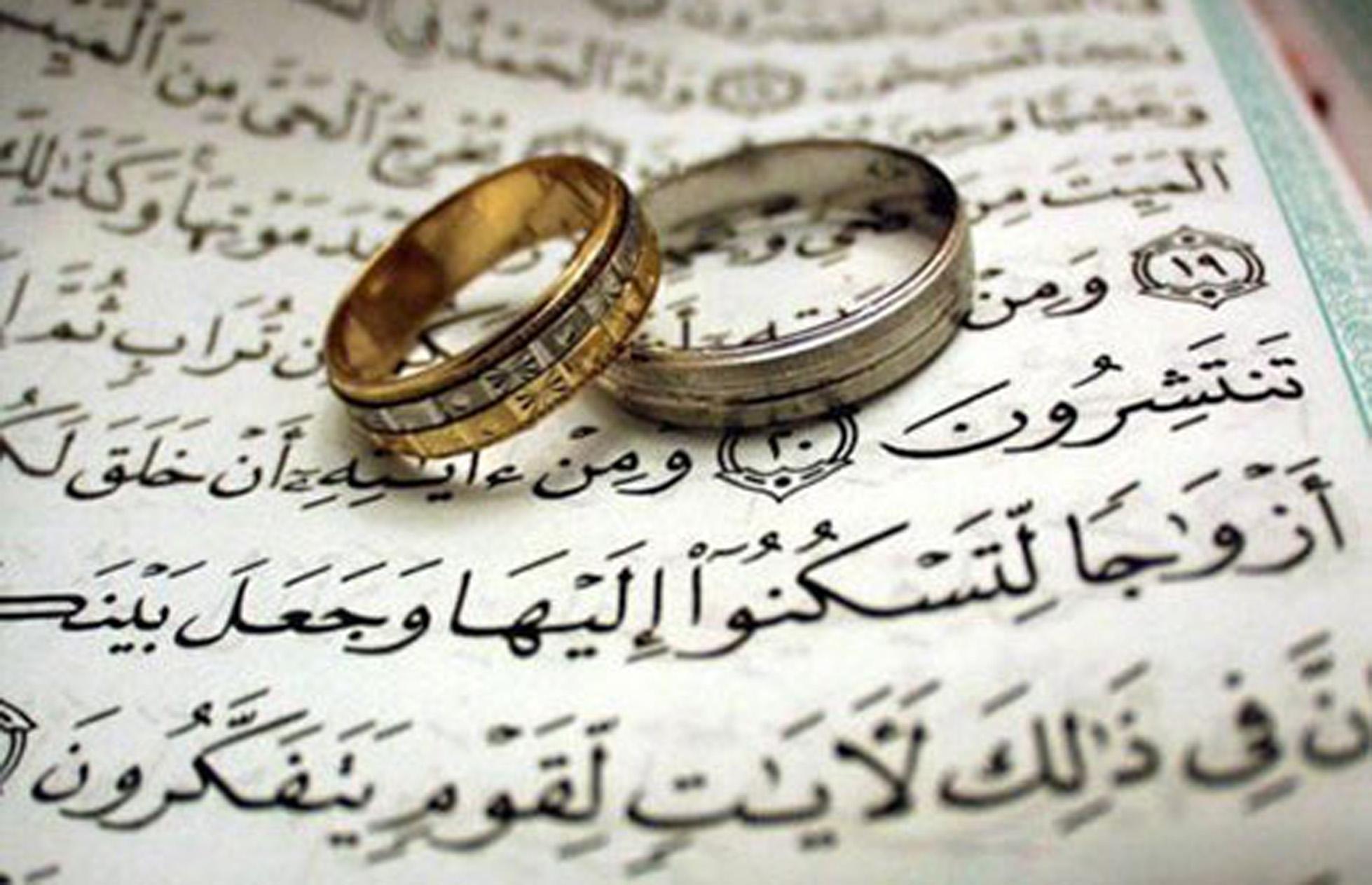 واکنش به شایعه عروسی مجلل پسر یک چهره قرآنی