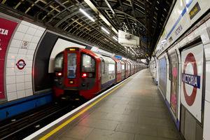 کشف بسته مشکوک در یک ایستگاه قطار لندن