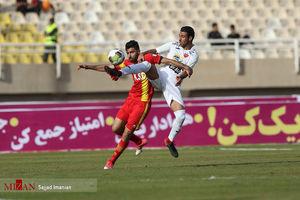 دیدار فولاد خوزستان و پیکان لغو شد