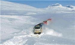 آخرین وضعیت قطارهای برونشهری در بارش برف