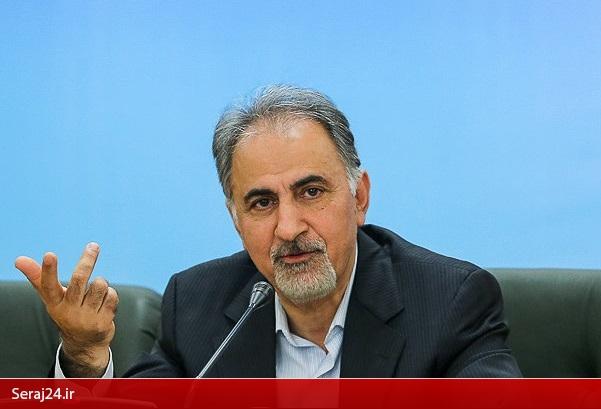 احضار شهردار تهران به دادگاه کذب است