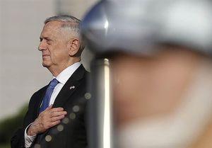 واکنش وزیر دفاع آمریکا به کنگره سوچی
