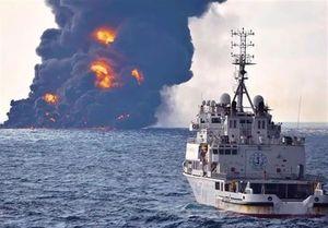 2سناریوی جدید از حادثه نفتکش ایرانی